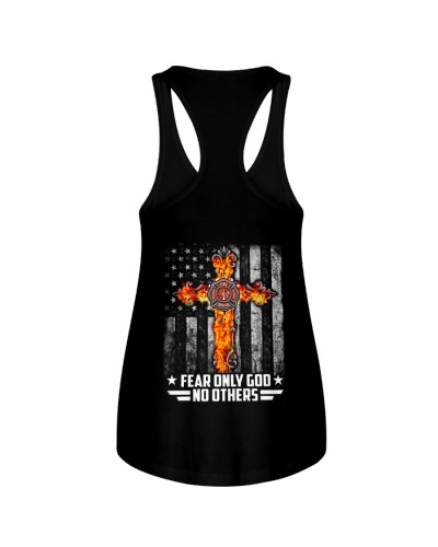 Firefighter - Fear Only God - No Others
