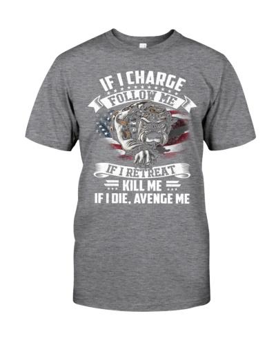 Veteran - Follow Me - Avenge Me
