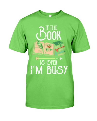 Librarian - I'm busy