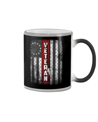 Veteran - American Flag