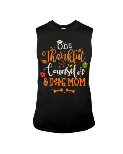 Counselor - Thankful and Dog Mom