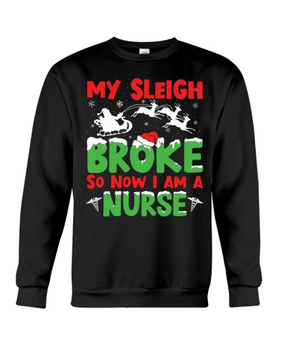 Nurse - My Sleigh broke