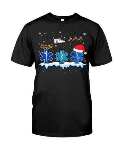 EMS - Christmas Shirt - Funny EMS Gift Ideas