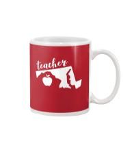 Maryland Teacher - Map Mug thumbnail