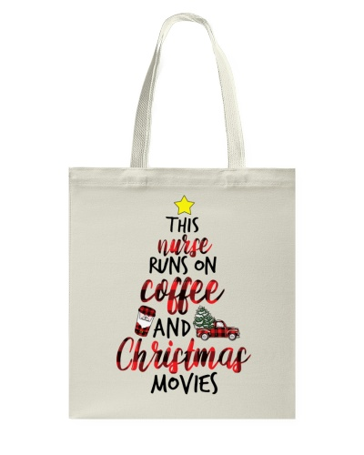 Nurse - Coffee - Christmas Movies