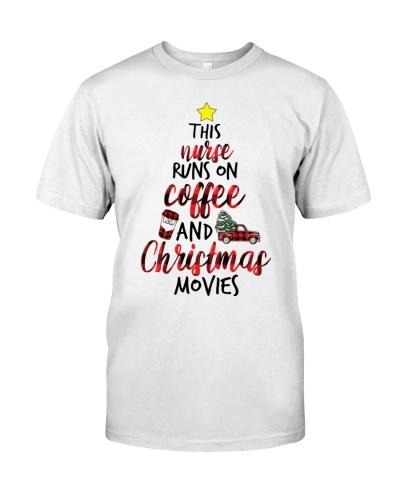 Nurse - Coffee - Christmas Movies