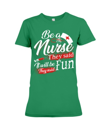 Nurse - Will be Fun