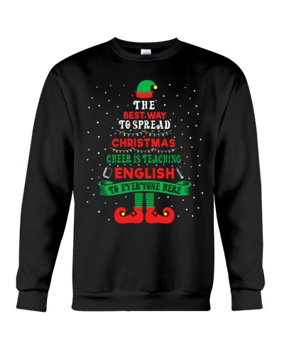 English Teacher - Spread Christmas Cheer