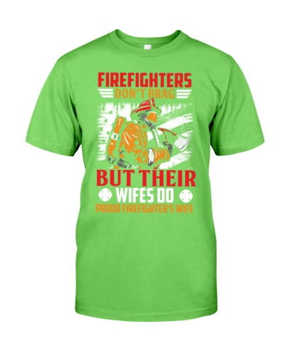 Firefighter - Firefighter's Wife Do