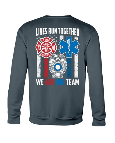 Firefighter - Lines Run Together