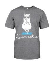 Llamaste - Yoga Classic T-Shirt thumbnail