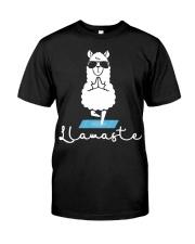 Llamaste - Yoga Premium Fit Mens Tee thumbnail