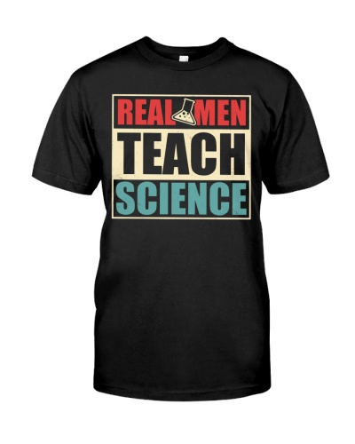 Science Teacher -  Real Men