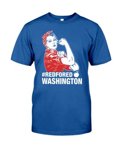 RED for ED - Teacher Strong Washington