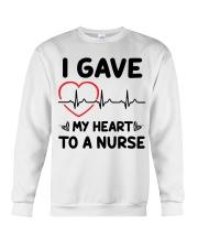 I Gave My Heart to a Nurse Crewneck Sweatshirt thumbnail