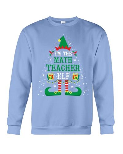 Math Teacher - I'm the Math Teacher ELF