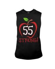 Teacher - 55 Strong Sleeveless Tee thumbnail