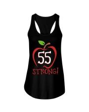 Teacher - 55 Strong Ladies Flowy Tank thumbnail
