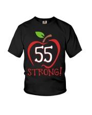 Teacher - 55 Strong Youth T-Shirt thumbnail