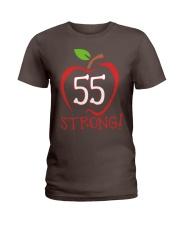 Teacher - 55 Strong Ladies T-Shirt thumbnail