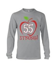 Teacher - 55 Strong Long Sleeve Tee thumbnail