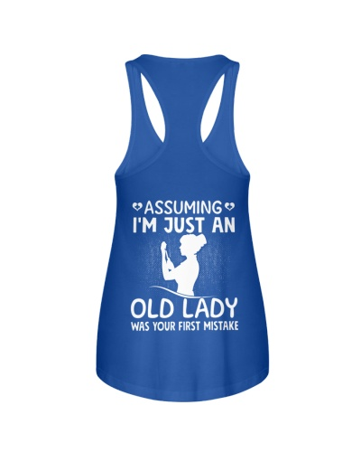 Nurse - Just an old Lady