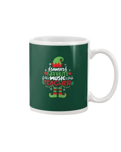 Music Teacher - Santa's Favorite