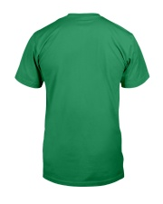 Firefighter - Kiss Me Premium Fit Mens Tee back