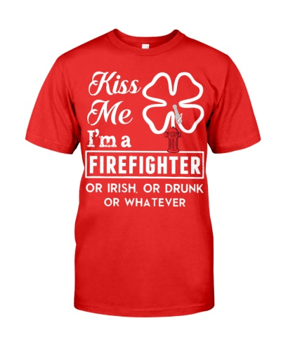 Firefighter - Kiss Me