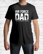 Air Force - Dad Classic T-Shirt lifestyle-mens-crewneck-front-1