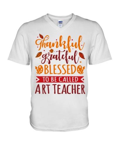 Art Teacher - Thankful Grateful Blessed