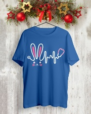 Bunny Nurse - Easter Day Classic T-Shirt lifestyle-holiday-crewneck-front-2