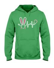 Bunny Nurse - Easter Day Hooded Sweatshirt thumbnail
