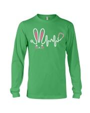 Bunny Nurse - Easter Day Long Sleeve Tee thumbnail