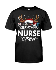 Christmas Nurse Crew Premium Fit Mens Tee thumbnail