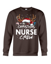 Christmas Nurse Crew Crewneck Sweatshirt tile