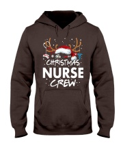 Christmas Nurse Crew Hooded Sweatshirt thumbnail