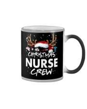 Christmas Nurse Crew Color Changing Mug thumbnail