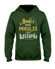 Teacher - Books Wizards Hooded Sweatshirt thumbnail