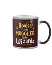 Teacher - Books Wizards Color Changing Mug thumbnail