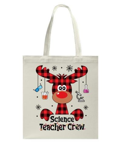 Science Teacher Crew - Reindeer