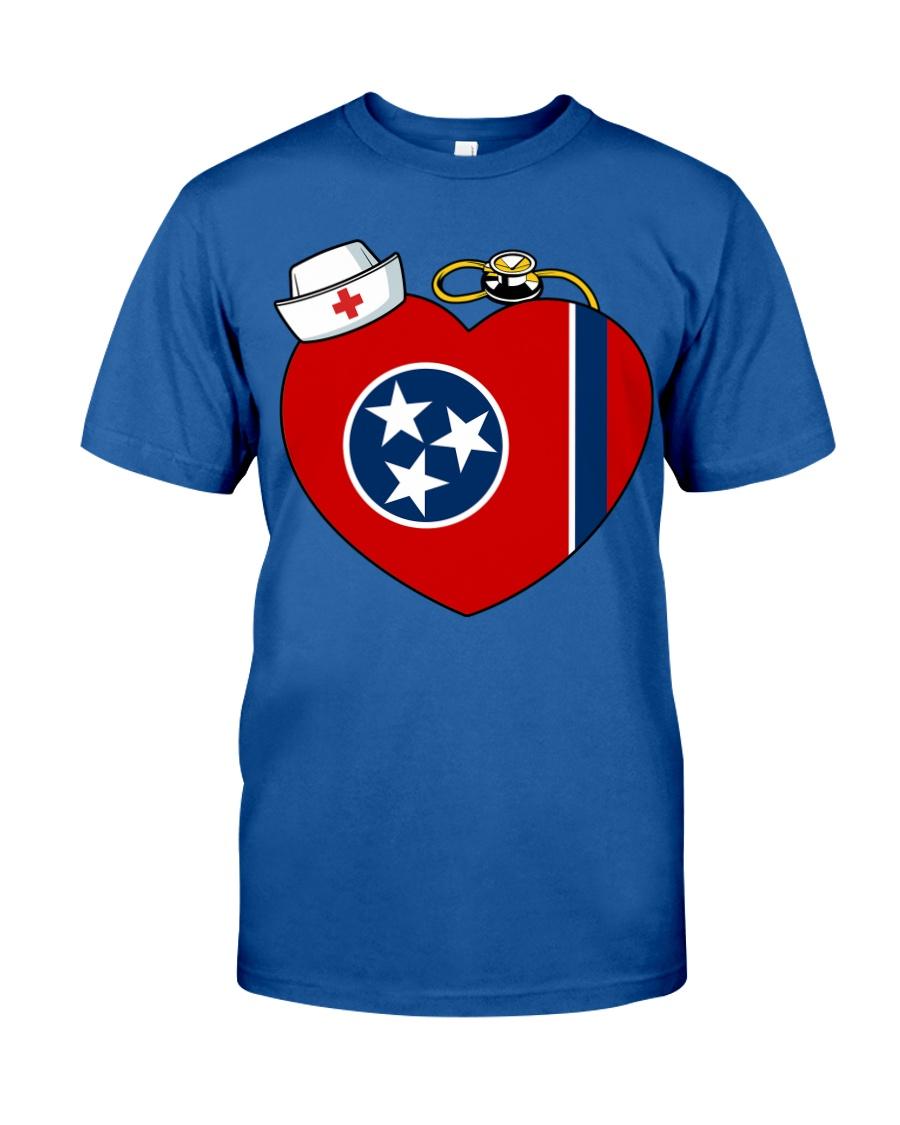 Nurse - National Nurse Week for Tennessee Classic T-Shirt