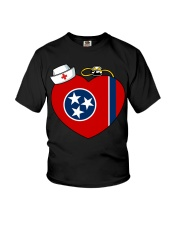 Nurse - National Nurse Week for Tennessee Youth T-Shirt thumbnail