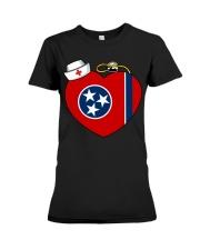 Nurse - National Nurse Week for Tennessee Premium Fit Ladies Tee thumbnail