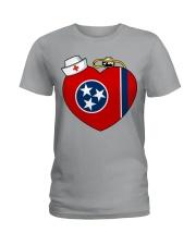 Nurse - National Nurse Week for Tennessee Ladies T-Shirt thumbnail