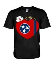 Nurse - National Nurse Week for Tennessee V-Neck T-Shirt thumbnail