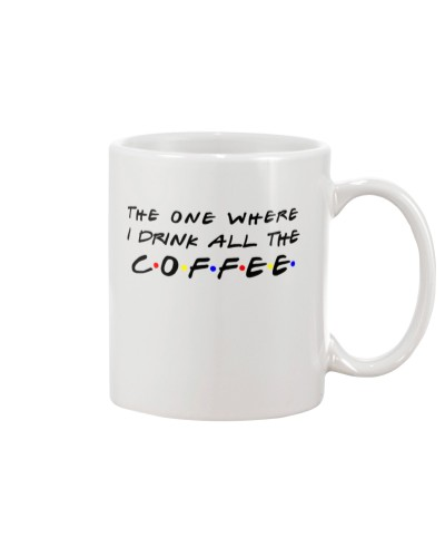 Teacher - Drink All The Coffee