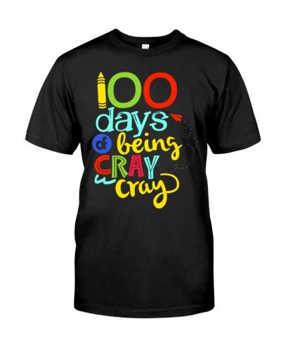 Teacher - 100 Days of Being Cray Cray