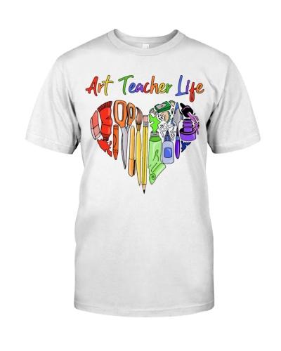 Art Teacher - Life