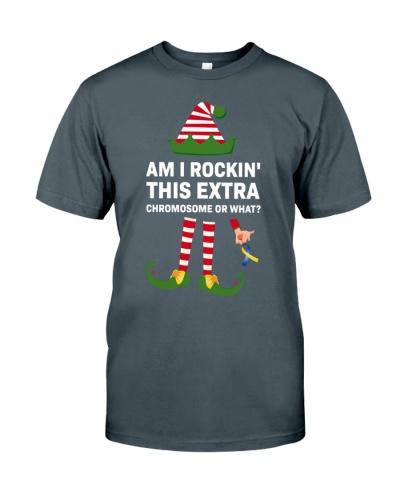 Down Syndrome -  Extra Chromosome - Christmas